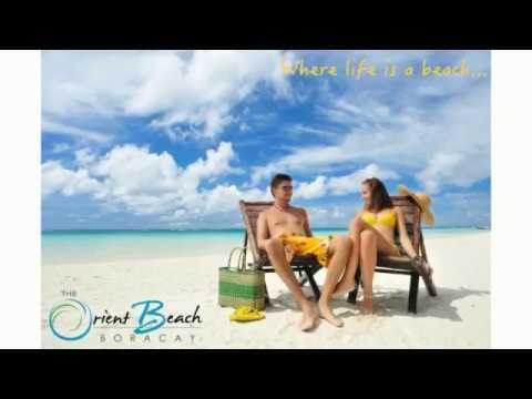 Orient Beach Boracay