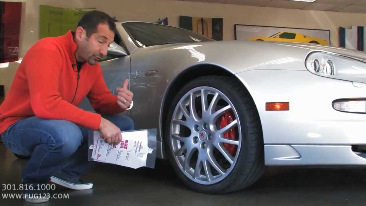 2005 maserati gransport coupe for sale flemings with test drive and walk through video youtube