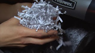 Can You Reassemble Documents Cut by a Paper Shredder