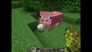 Как сделать ферму животных minecraft