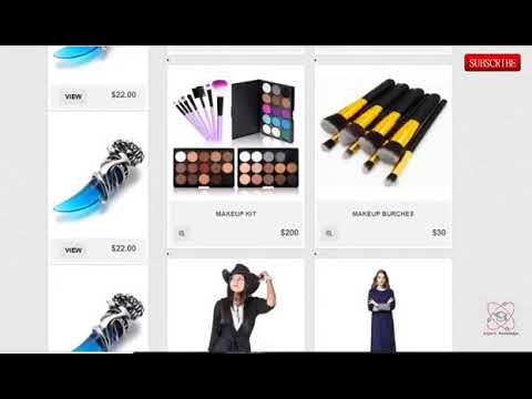 Online Shop Cart in PHP with source code | Get free