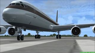 Download Video FSX: UPS Dc-8 MP3 3GP MP4