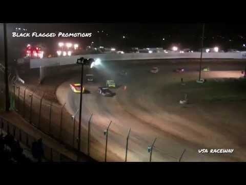 USA Raceway- Late Model Main March 21st 2015
