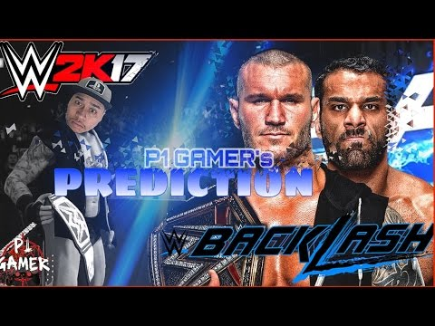 WWE 2K17 BACKLASH 2017 FULL SHOW - PREDICTION PS4 (WWE FANS HERE) GRIND TO 7K