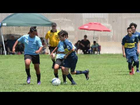 2016 Bellflower Tournament 2004 boys Boca Jrs LosAngeles club soccer