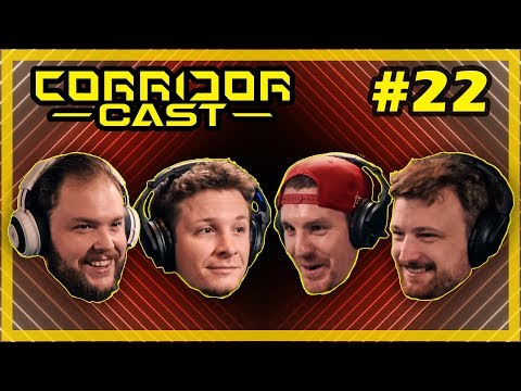 EP#22 | Everyone is American in Heaven (Project Stadia's Dark Side, Terror Videos, & Uber Pains)