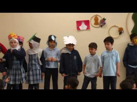2nd Grade Arabic Performance