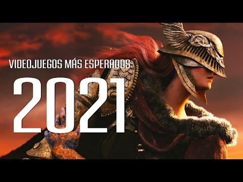 Los videojuegos más esperados de 2021