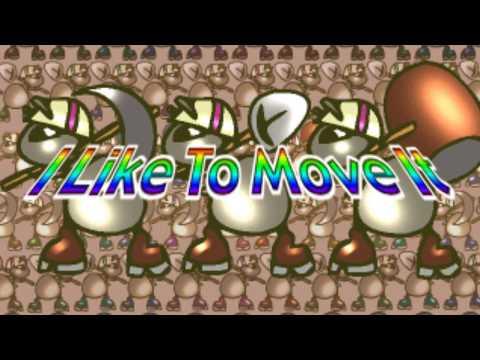 I Like To Move It Dreamworks Madagascar OST  Reel 2 Real