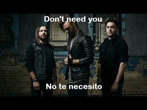 Bullet For My Valentine ●Don't Need You● Sub Español【Lyrics】 HD 