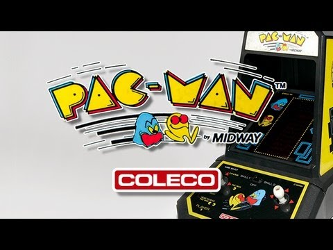 Pac-Man Tabletop By Coleco - Retrogears Ep. 1