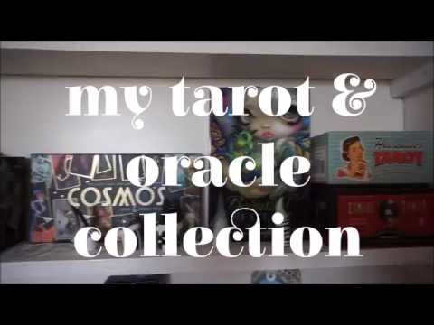 my tarot and oracle collection part 2