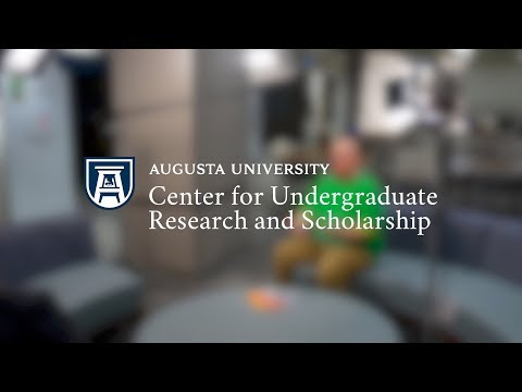 The Augusta University Center for Undergraduate Research and Scholarship