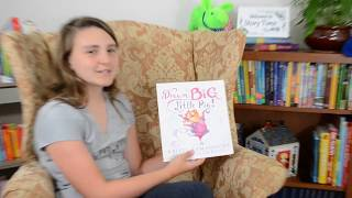 Story Time Online - Patricia Amory reading Dream Big, Little Pig!