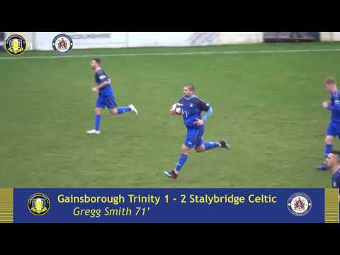 Gainsborough Stalybridge Goals And Highlights