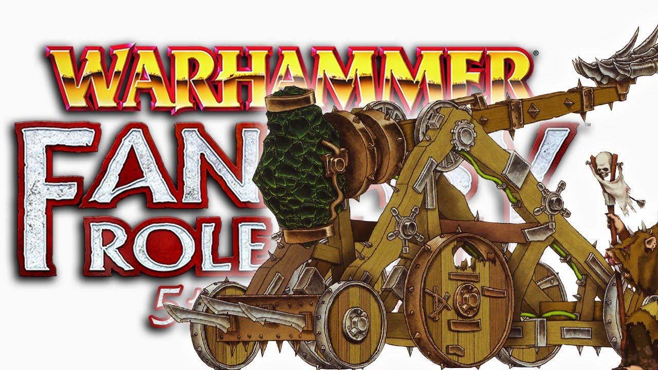Szpony Zarazy - Plagueclaw Catapult | Warhammer Fantasy - Skaven Pestilens
