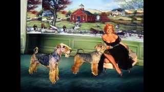 Лучшие собаки России в иллюстрациях