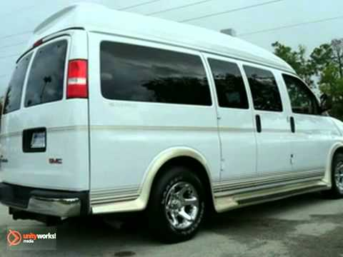 2005 GMC SHERROD CONVERSION VAN 208961L In Jacksonville FL