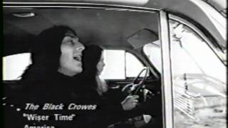 Watch Black Crowes Wiser Time video