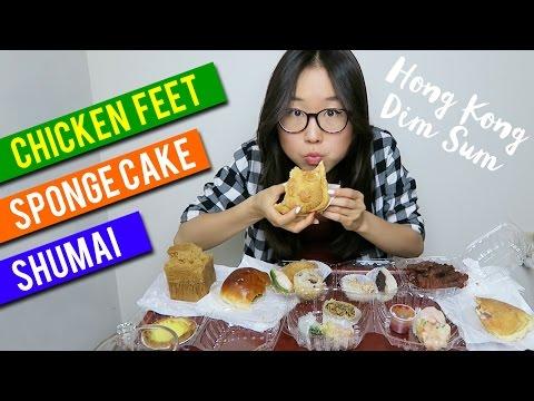 Hong Kong Style Dim Sum MUKBANG Q&A