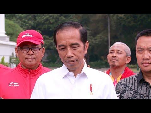 Presiden Jokowi : Dibalik Kisah Naiknya Harga BBM