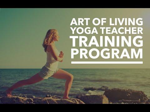 Yoga Teachers Training Program | Art Of Living