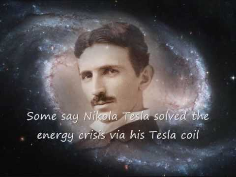 tesla coil in water einstein fusion of energy