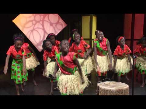 Uganda Children's Choir - What a Friend We Have