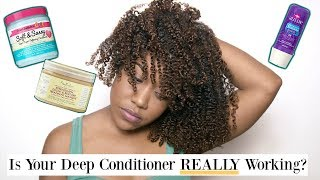 Are You Deep Conditioning Wrong?! | Deep Conditioning 101 for Natural Hair