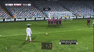 PES 2011 : Real Madrid vs Lyon / PS3