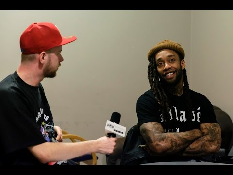 Ty Dolla $ign - interview - on