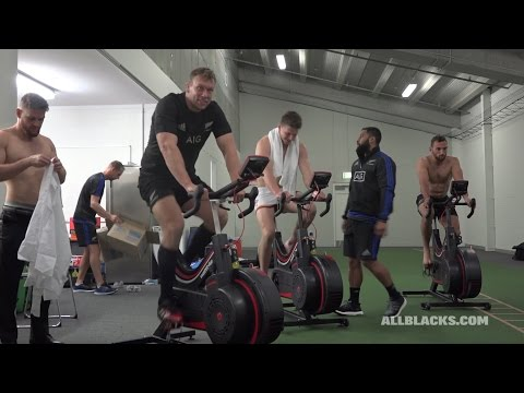 EXCLUSIVE: In the sheds after beating Wales