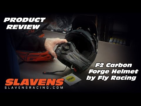 Fly F2 Carbon Forge MIPS Helmet - Product Review