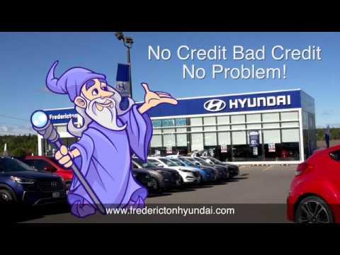 Download Fredericton Hyundai - Finance Wizards TV Spot