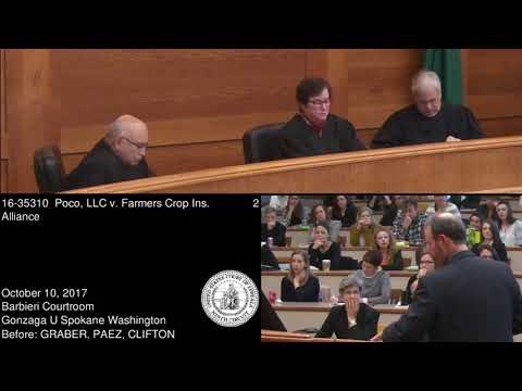 16-35310 Poco, LLC v. Farmers Crop Ins. Alliance