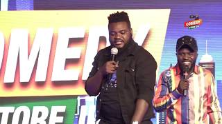 Alex Muhangi Comedy Store August 2019 - Madrat amp Chiko