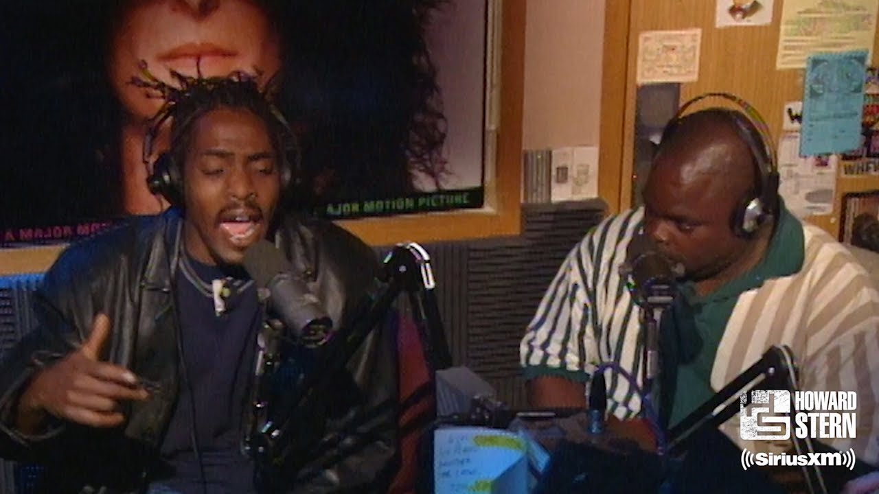 """Download Coolio ft. L.V. """"Gangsta's Paradise"""" on the Howard Stern Show (1995)"""