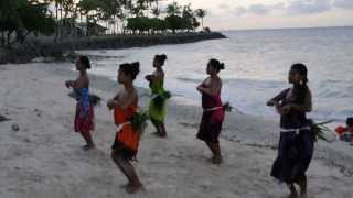 Dance practice, Marshall Islands, Majuro, Jewels of the Pacific dancers