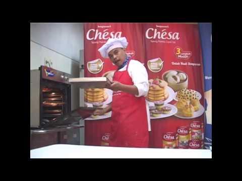[BOGASARI] Kreasi Chesa Truffle Bersama Chef Dawny
