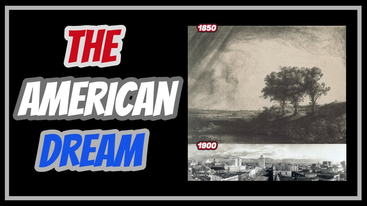 200 Fabricated Years, The American Dream