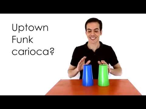 Uptown Funk? - Marcus Vieira Cover