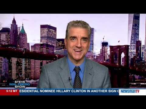 Malzberg | Joe Conason on his new book: 'Man of the World: The Further Endeavors of Bill Clinton'
