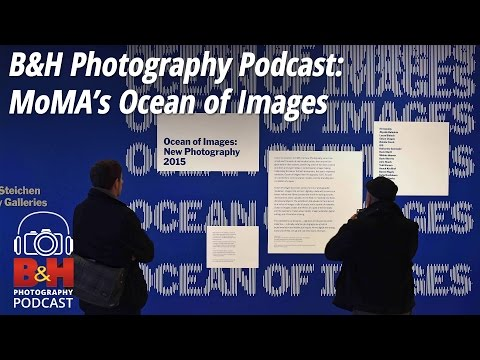 B&H Photography Podcast: MoMA's Ocean of Images