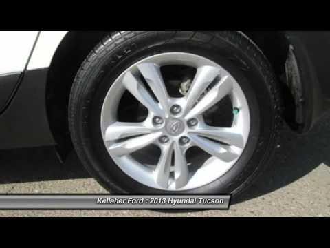 2013 Hyundai Tucson Brandon MB 146831