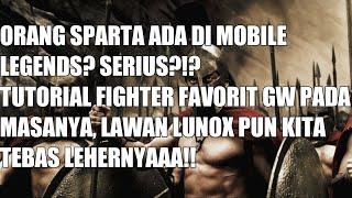 Tutorial Lapu - Lapu Dari Murid AE Arss Hahaha - Mobile Legends Indonesia