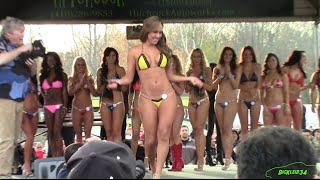 2014 WCF Bikini Contest Hosted by Jessica Barton - Hello Ladies!!
