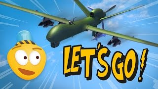 Military Aircraft For Kids | Learning Military Vehicles | Cartoons for Children