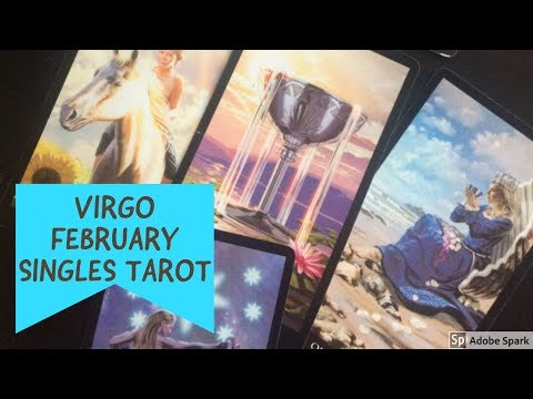 VIRGO | *BONUS* FOR SINGLES | FEBRUARY 2018 TAROT