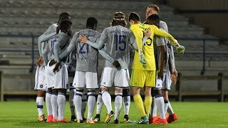 U21 CUP : RSCA 5-2 Charleroi