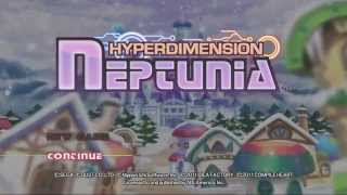 Hyperdimension Neptunia PS3 Opening (HD Quality)